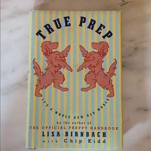 True Prep book